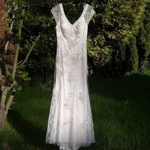NWT Gorgeous SUE WONG Formal/Wedding Dress